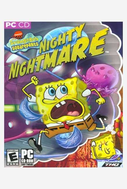 THQ SpongeBob SquarePant Nighty Nightmare (PC)