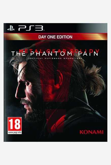 Konami Metal Gear Solid V: The Phantom Pain (PS3)