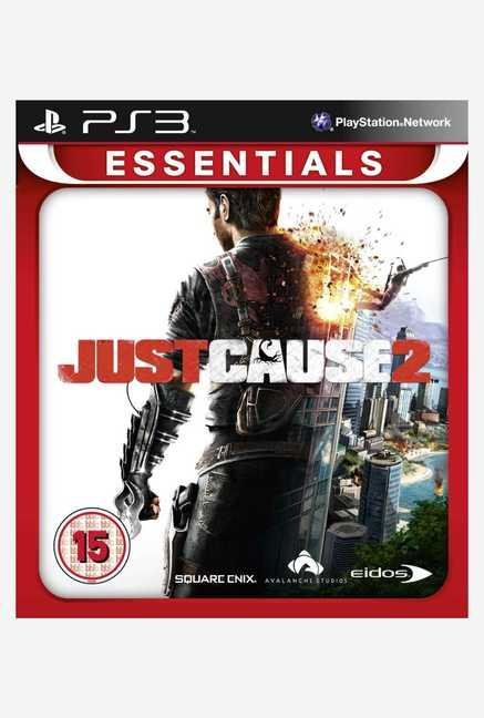 Square-Enix Just Cause 2 Essential (PS3)