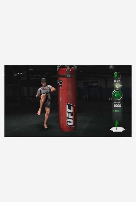THQ UFC Personal Trainer The Ultimate Fitness System (Wii)