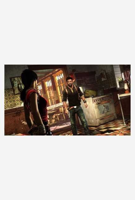 Sony Uncharted 2: Among Thieves GOTY Edition (PS3)
