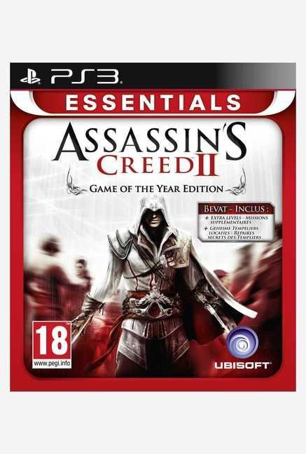 Ubisoft Assassin's Creed II GOTY(PS3)
