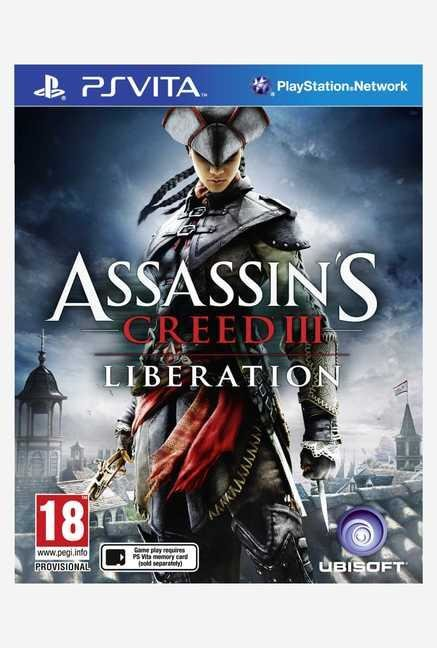 Ubisoft Assassin's Creed III Liberation(PS Vita)