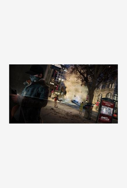 Ubisoft Watch Dogs (XBOX 360)