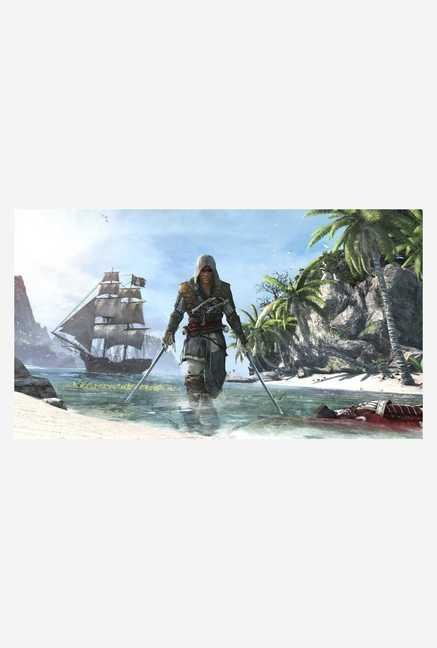 Ubisoft Assassin's Creed IV Black Flag(PS4)