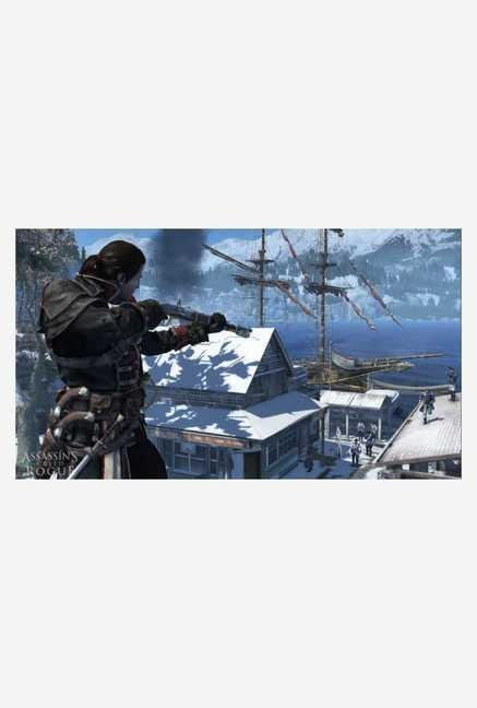 Ubisoft Assassin's Creed Rogue(XBOX 360)