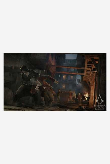 Ubisoft Assassin's Creed Syndicate:The Rock Edition(PC)