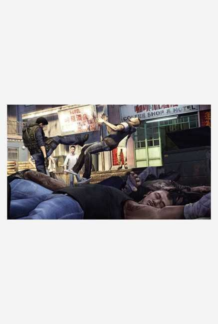Square-Enix Sleeping Dogs Definitive Edition (PC)