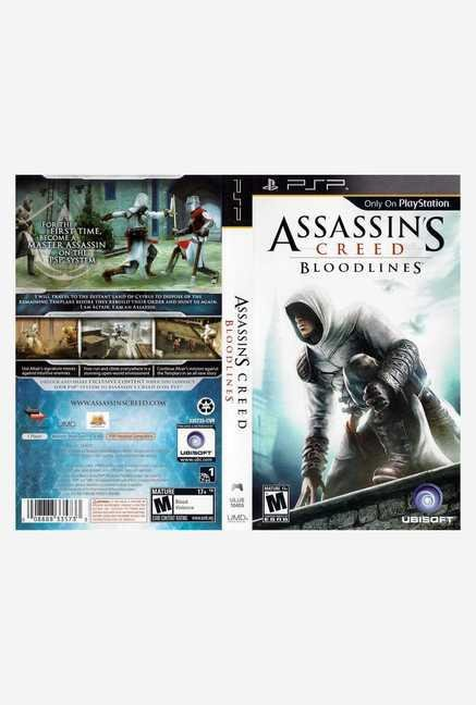 Ubisoft Assassin's Creed: Bloodlines (PSP)