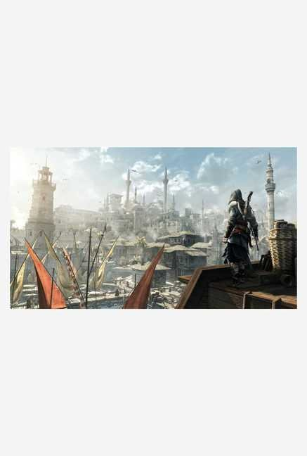 Ubisoft Assassin's Creed: Revelations (PS3)