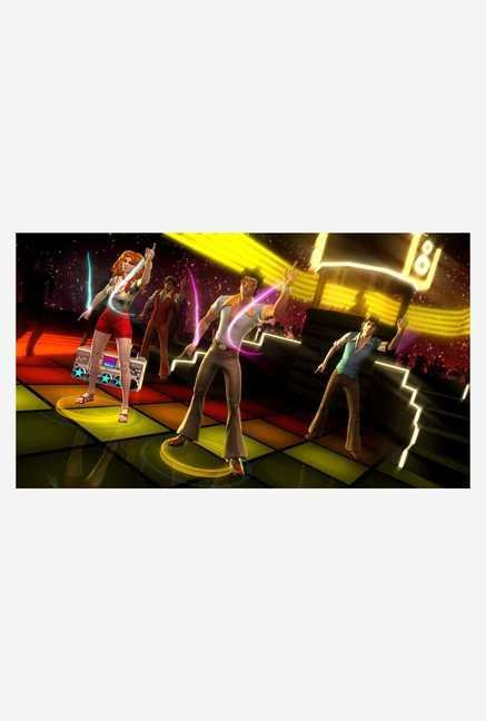 Microsoft Dance Central 3 (XBOX 360)