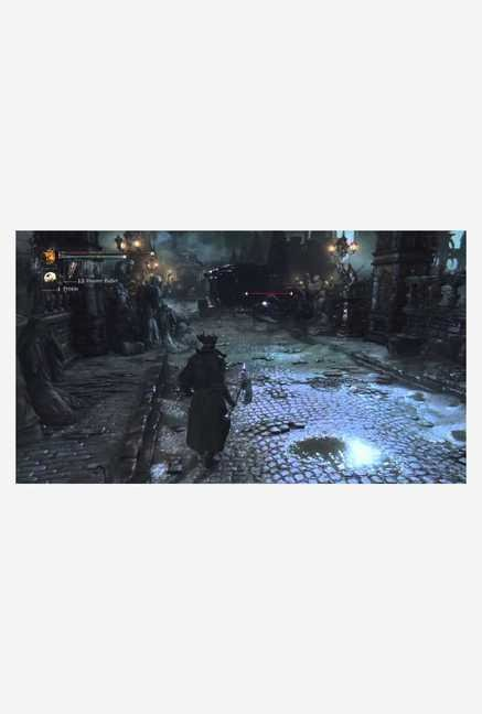 Sony Bloodborne (PS4)