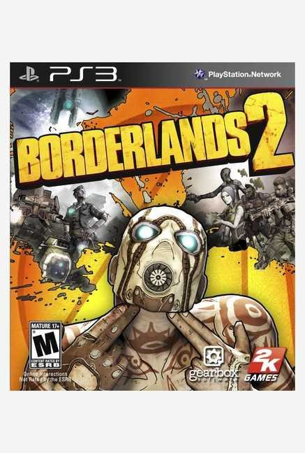 2K Games Borderlands 2 (PS3)