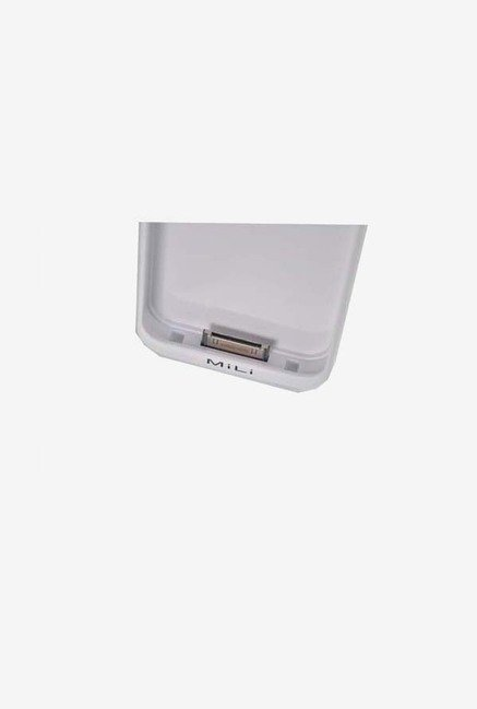 MiLi 1600 mAh HI-C23 Mobile Power Case White