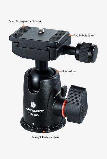 Vanguard TBH-100 Ball Head Black