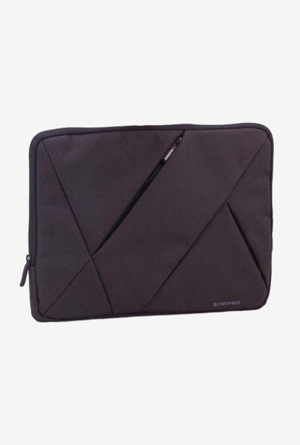 "Neopack Canvas 45BK15 14.1"" Laptop Sleeve Black"