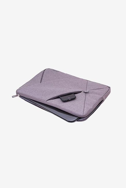 "Neopack Canvas 45GY15 14.1"" Laptop Sleeve Grey"