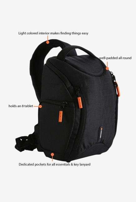 Vanguard Oslo 37 BK Camera Sling pack Black