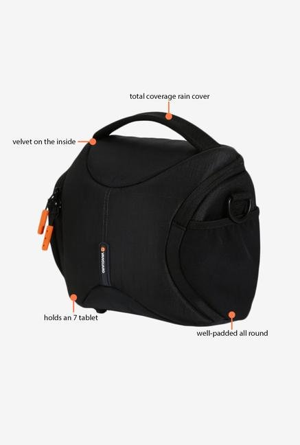 Vanguard Oslo 22 BK Camera Shoulder Bag Black