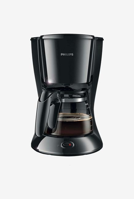 Philips Daily Collection HD7447/20 Coffee Maker Black