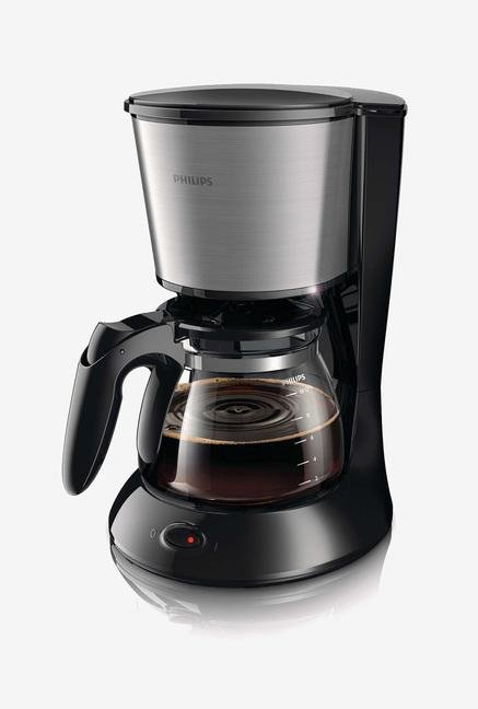 Philips Daily Collection HD7457/20 Coffee Maker Black