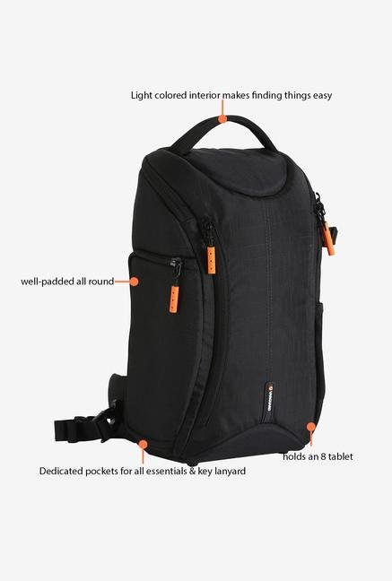 Vanguard Oslo 47 BK Camera Sling pack Black