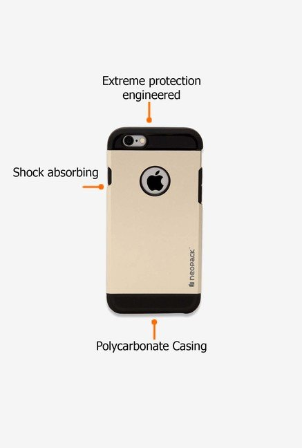 Neopack 41CG6 iPhone 6 Case Champaign Gold