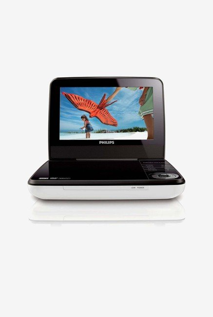 Philips PD7030/98 Portable DVD Player Black