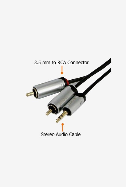 ULTRAPROLINK HMC103-0150 Audio Cable Black
