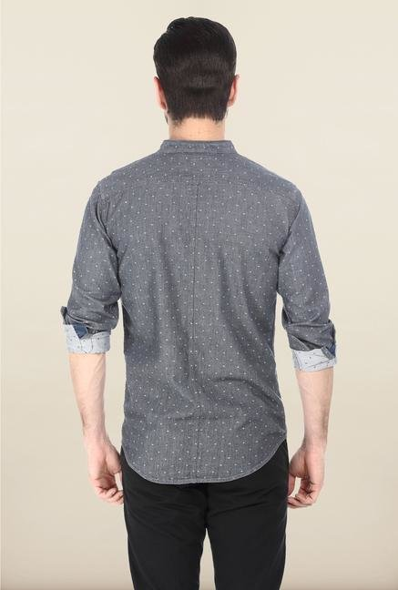 Basics Navy Monument Shirt