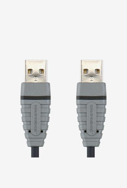 Bandridge BCL4802 USB Cable Blue