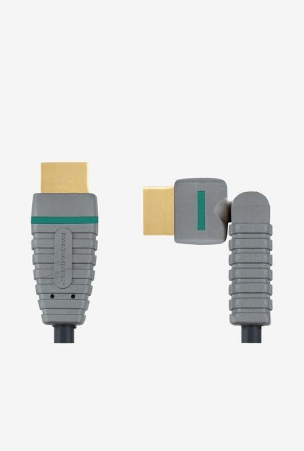 Bandridge BVL1802 HDMI Cable Blue