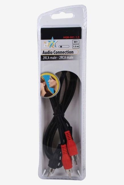 HQ HQB001-2.5 Audio Cable Blue