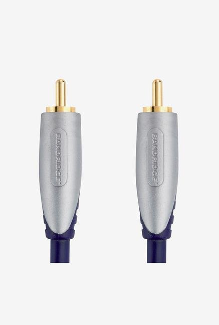 Bandridge SAL4801 Audio Cable Blue