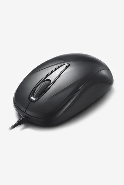 Circle CM 318 USB Optical Mouse Black