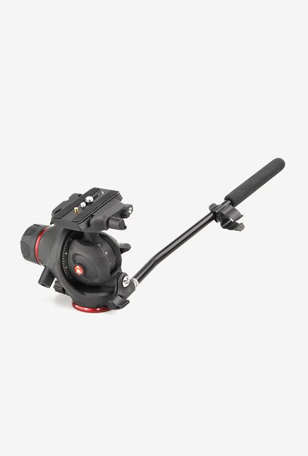 Manfrotto MH055M8-Q5 Tripod Ball Head Black