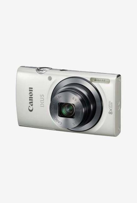 Canon IXUS 160 20 MP Point & Shoot Camera Silver