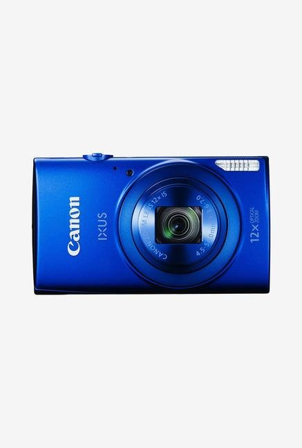 Canon IXUS 170 20 MP Point & Shoot Camera Blue