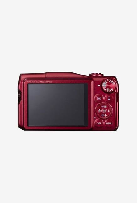 Canon PowerShot SX710 20.3 MP Point & Shoot Camera Red