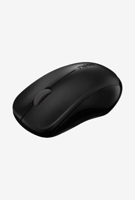 Rapoo 2.4G Wireless 1620 3Key Mouse Black
