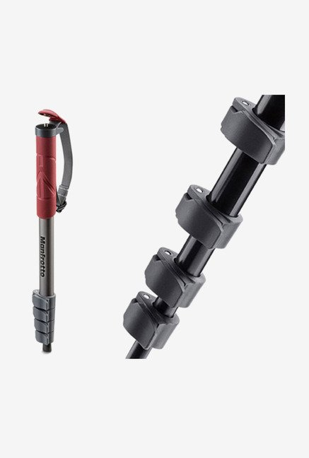 Manfrotto MMCOMPACT-RD Monopod Red