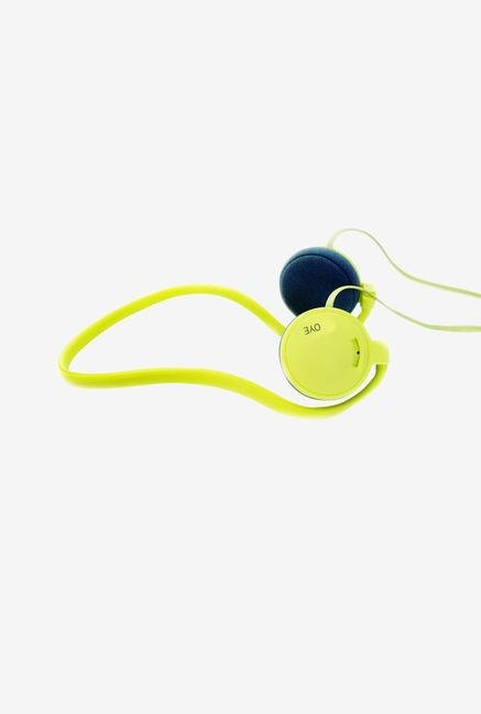 Portronics Oye POR 564 Headphone Yellow