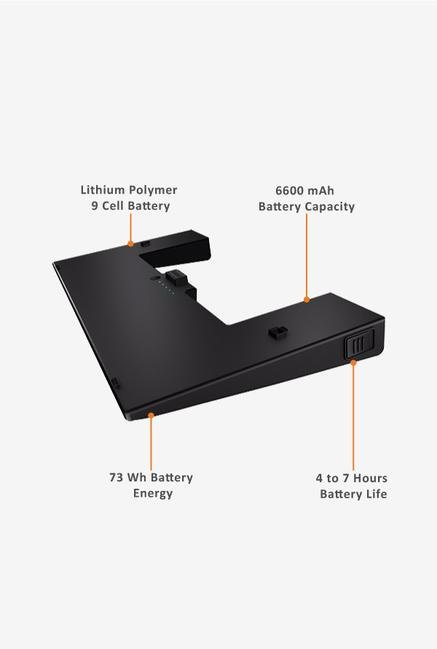 HP ST09 Notebook Battery Black