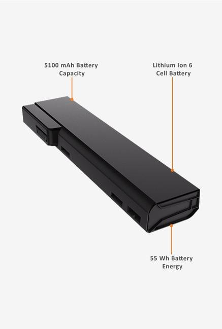 HP QK642AA  Notebook Battery Black