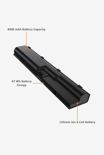HP QK646AA Notebook Battery Black