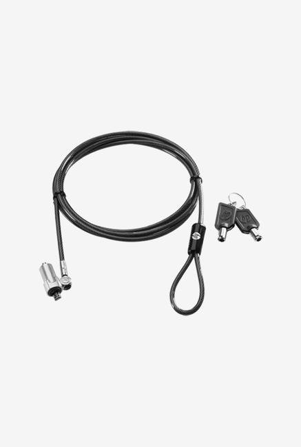 HP Ultra slim Keyed Cable Lock Black