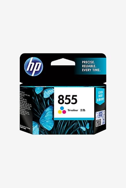 HP 855 Inkjet Cartridge Tri color