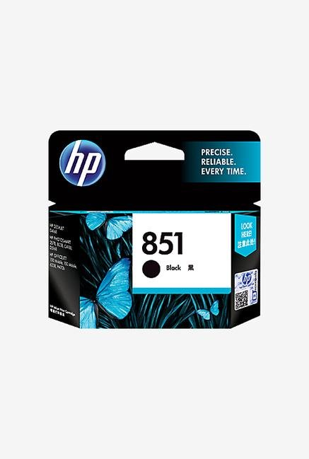 HP 851 Inkjet Cartridge Black