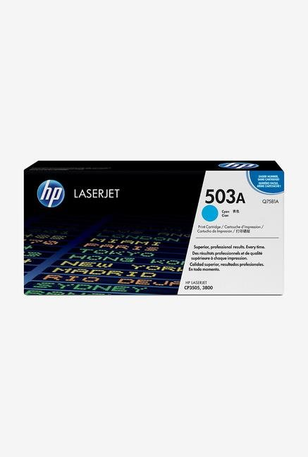 HP LaserJet 503A Toner Cartridge Blue
