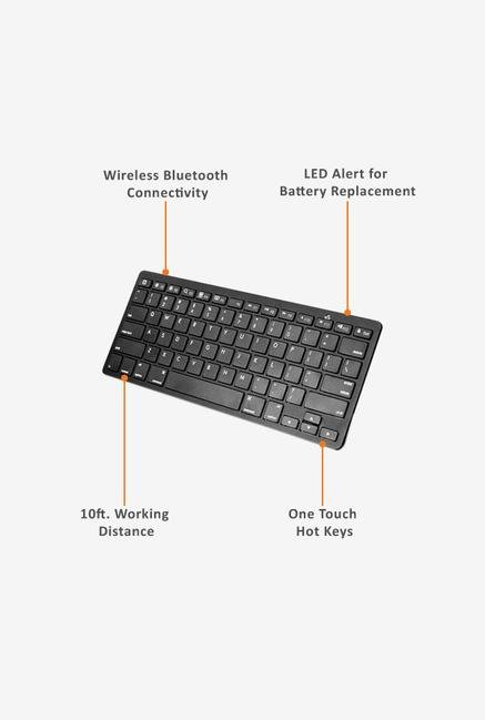 HP Slim H4Q44AA Keyboard Black